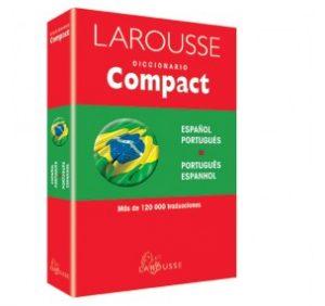Diccionario Compact Español/Portugués – Português/Espanhol