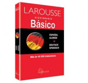 Diccionario Básico Español/Alemán – Deutsch/Spanisch