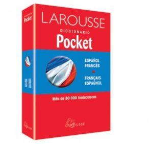 Diccionario Pocket Español / Francés – Français / Espagnol